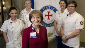 Health Care Heroes - Dr. Peggy Walters - Triangle Business Journal