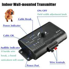 Dog Friendly Waterproof Shock Collar Electric Dog Fence System Wire Underground For Two Dogs Read More At The Shock Collar Dog Training Tools Electric Fence