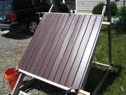 simple solar pool heater