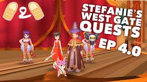 Ragnarok Mobile EP 4.0 Stefanie's West Gate Quest Gameplay - YouTube