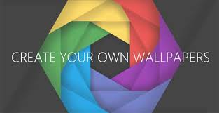 apps to create your own wallpapers