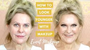 event makeup tutorial for