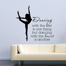 This Kitchen Is For Dancing Vinyl Decal Sticker White 18 W X 18 H Window Stickers