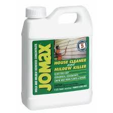 jomax house cleaner mildew