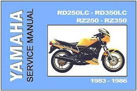 yamaha work manual rd250 rd350