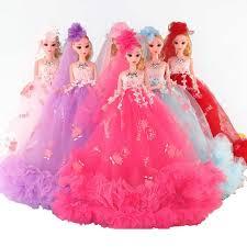 kawaii toys 30cm cute barbie doll