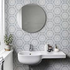 bathroom wallpapers wallpaper direct