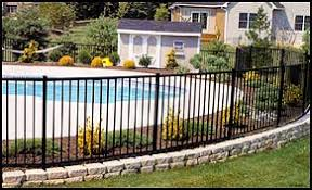 Jerith Ovation Series Pool Compliant Aluminum Fence Fences4less Com