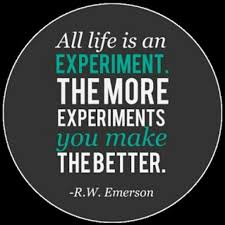 quotes about experiment quotes