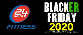 24 hour fitness s black friday 2020