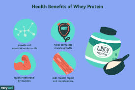 whey protein powder for your t