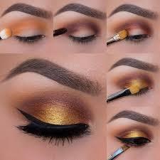 warm autumn eye makeup pictures photos