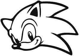Amazon Com Sonic The Hedgehog Sonic Decal Sonic Sticker Sonic Vinyl Decal Vinyl Sticker Phone Car Laptop Sticker Decal Car Decal Sticker Sticker 6 In Black Kitchen Dining