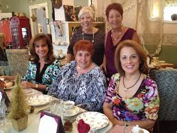 Tea and Pearls honors long time member Myra Schwartz