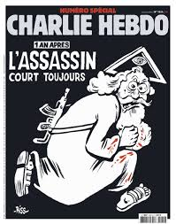 Charlie Hebdo lives on but 'in darkness' - BBC News