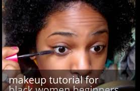 how to makeup tutorial for black women