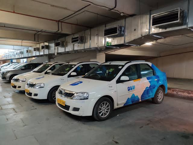 Image result for blu smart cab""