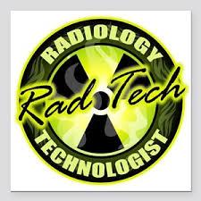 Rad Tech Car Magnets Cafepress