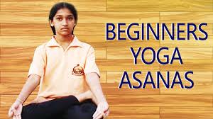 simple yoga asanas for beginners