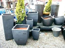 extra large flower pots for indoors