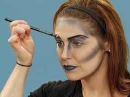 halloween makeup tutorial medusa