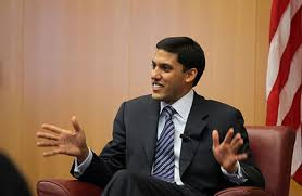 USAID Rajiv Shah highlights vaccines as quality investment