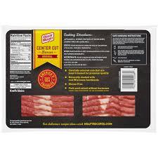 oscar mayer center cut bacon 12 oz