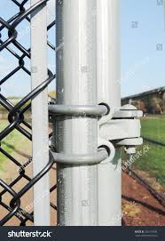 Chainlink Fence Hardware Stock Photo Edit Now 226157998