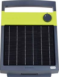 Patriot Solarguard 500 Solar Fence Energizer Datamars Livestock Chargers Electric Fencing