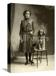 Hattie Smith, Age 16 Years, 30 September 1901' Photographic Print - L.B.  Forrest | AllPosters.com