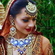 top 7 bridal makeup artists in chandigarh