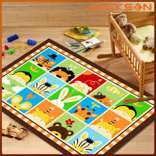 China Oeko Tex Certisfied Customized Kids Play Area Rugs China Kids Area Rug And Kids Mat For Fun Price
