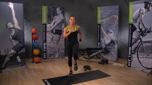 video aerobic exercise blast samantha