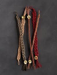 braided leather bracelet kit braided