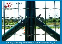 Custom Euro Panel Fencing Galvanized Welded Wire Mesh Rolls Anti Thief
