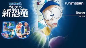 Doraemon Trailer Movie 40 - Nobita và Những người bạn khủng long mới