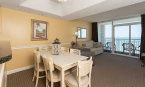 oceanfront two bedroom suite camelot