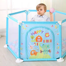 Baby Playpen 6 Panel Indoor Outdoor Safety Divide Toddler Crib Gate Baby Safety Fence Baby Playpen 6 Panel Indoor Outdoor Safety Divide Toddler Crib Gate Baby Safety Fence Suppliers Manufacturers Tradewheel