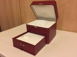 authentic watch jewelry box cowa0045