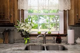31 kitchen window decorating ideas that