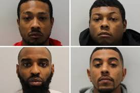 These four criminal gang members have been sentenced | Wimbledon Times