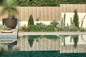 Top Garden Trends For 2020 Woven Fences Curved Paths And Painted Walls Among Outdoor Style For The New Decade Homes And Property