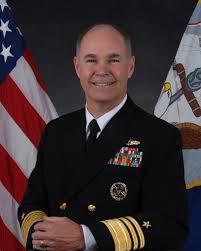 Vice Admiral Richard W. Hunt