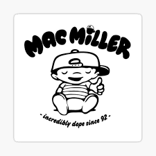 Macmiller Stickers Redbubble