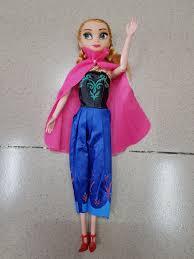 Búp bê công chúa elsa anna cho bé gái