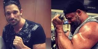 WWE News: Former Superstar Adam Rose makes stunning physical transformation  [PHOTO] | Sports-Addict
