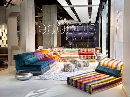 roche bobois opens a third showroom on
