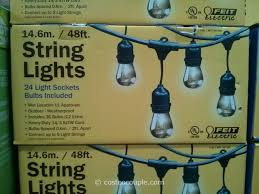 feit electric 48 ft string lights