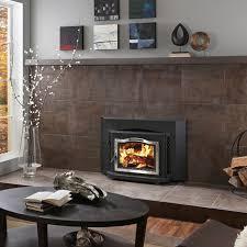 wood fireplace inserts harman