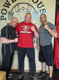 Lesnar Reveals The One Man Stronger Than Him In The Wwe Roster Your Pound For Pound Best Source For All Things Mma
